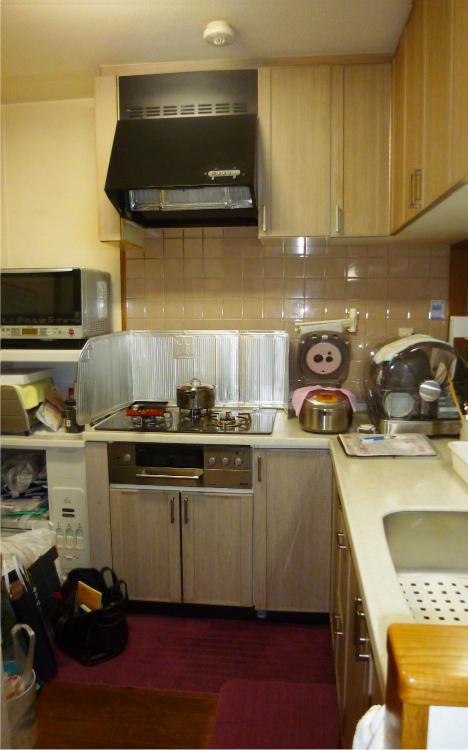 キッチン(L型)のリフォーム