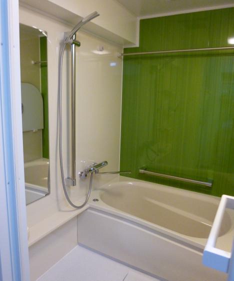 浴室のリフォーム(マンション)