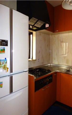 キッチン(I型)のリフォーム